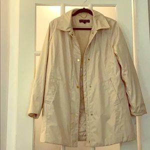 Ellen Tracy Lined Coat